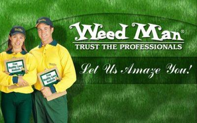 New Tenant: Weed Man