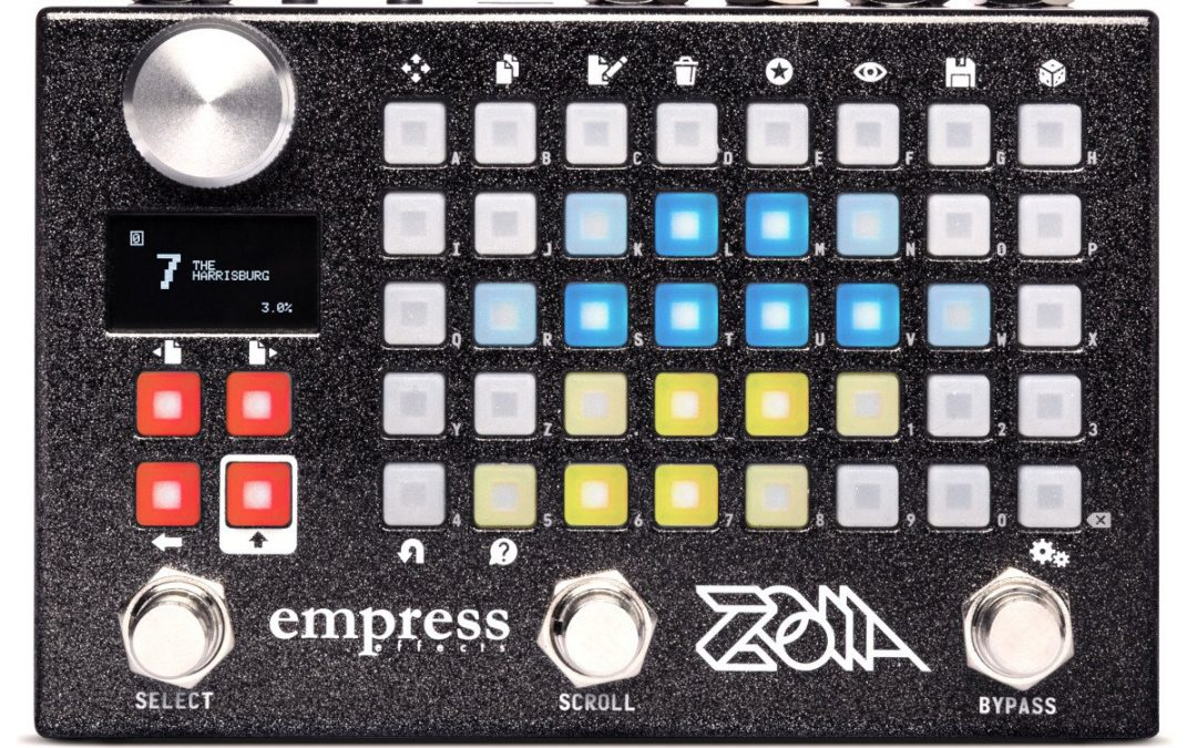 New Tenant – Empress Effects Inc.